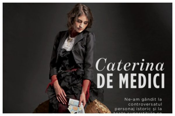 Caterina de Medici – Beau Monde, winter issue 2019/20