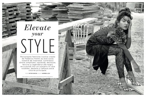Elevate your style – Beau Monde, summer issue 2019