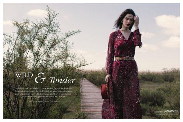 Wild&Tender – Marie Claire, iunie 2019