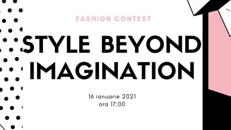Style beyond imagination by Interact Atheneum: Un concurs de modă în scop caritabil